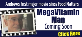 Megavitamin Man movie