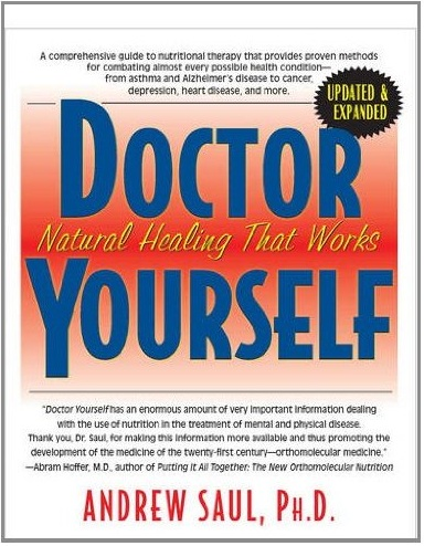 DoctorYourself com: Andrew Saul's Natural Health Website